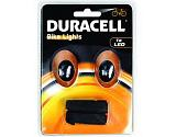 Duracell BIK-M01DU flashlight Bike flashlight Orange LED