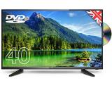 C40227Ft2 40 Inch Led Tv Black 1920 X 1080 Resolution Built-In Dvd Player