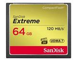Sandisk CF Extreme 64GB memory card CompactFlash