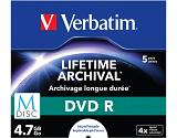 Verbatim M-Disc DVD R 4.7 GB 5 pc(s)