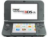 "Nintendo New 3DS XL 4.88"" Touchscreen Wi-Fi Black portable game console"