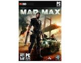 Warner Bros Mad Max, PC PC English video game