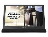 "ASUS MB169C+ 39.6 cm (15.6"") 1920 x 1080 pixels Full HD LED Black,Silver"