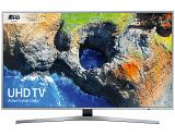 "Samsung MU6400 40"" 4K Ultra HD Smart TV Wi-Fi Silver LED TV"