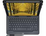 Logitech Universal Folio mobile device keyboard Black QWERTY UK English Bluetooth