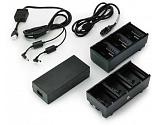 Zebra SAC-MPP-6BCHUK1-01 Indoor battery charger Black