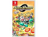 Nintendo Sushi Striker The Way of Sushido, Switch Basic Nintendo Switch video game