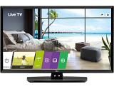 "LG 32in Entry Smart Hotel TV 81.3 cm (32"") Full HD 240 cd/m² Black Smart TV 10 W"