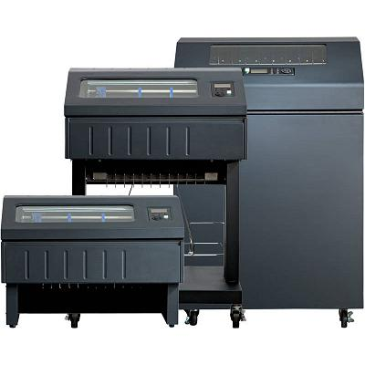 OKI MX8050 500lpm line matrix printer