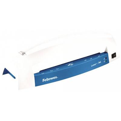 Fellowes Lunar+ A4 Hot laminator 300 mm/min Blue,White